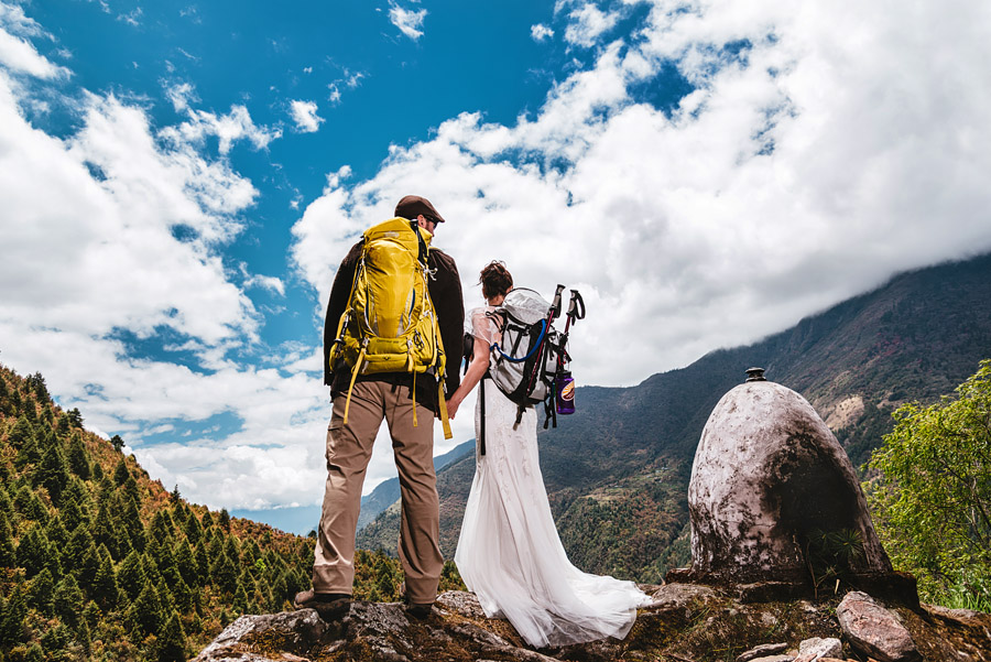 2015 Mt. Everest Wedding Photographer,