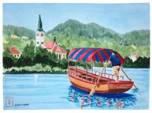 LakeBledSlovenia