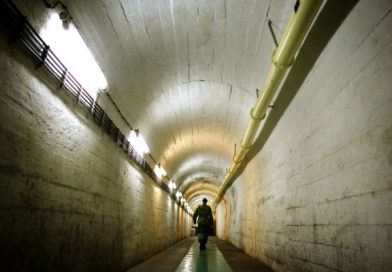 Tito nyomában Kocevje községben – bunker atomtámadás esetére