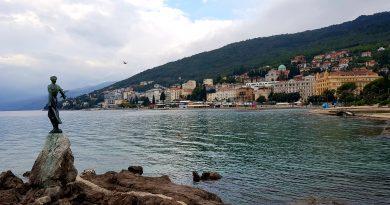 Isztria – a horvát oldal